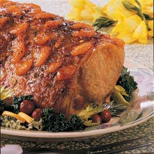 Mandarin Pork Roast Recipe