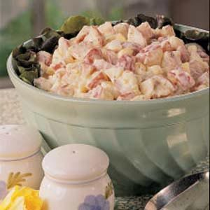 Patio Potato Salad Recipe