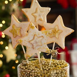 Movie Star Cookie Pops Recipe