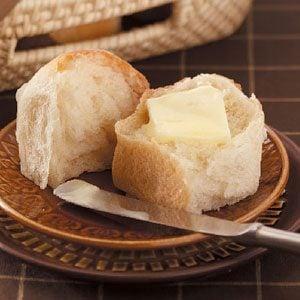 Buttermilk Pan Rolls Recipe