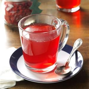 Cherry-Almond Tea Mix Recipe