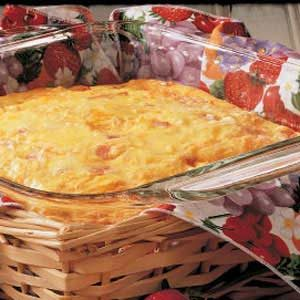 Brunch Casserole Recipe