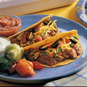 Time-Saving Tacos Recipe