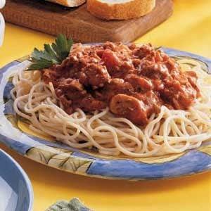 Speedy Spaghetti Recipe