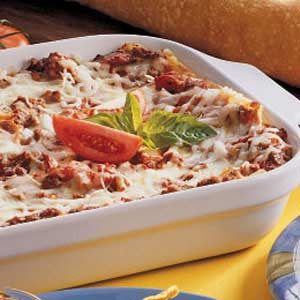 Oven-Ready Lasagna Recipe
