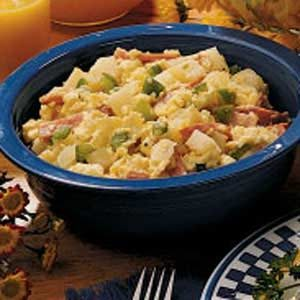 Hearty Egg Scramble Recipe