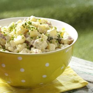 Honey-Dijon Potato Salad Recipe