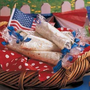 Firecracker Roll-Ups Recipe