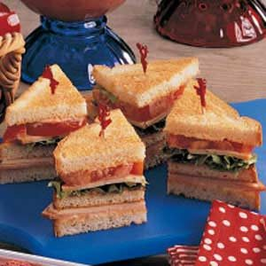 Patriotic Picnic Club Recipe