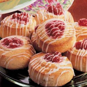 Cherry Danishes Recipe