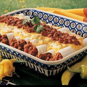 Santa Fe Enchiladas Recipe
