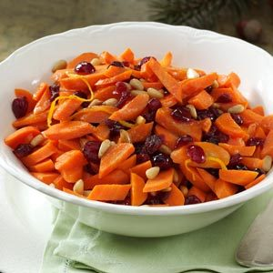 Sweet and Sour Carrots Recipe