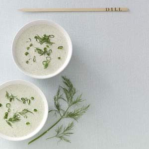 Cool as a Cucumber Soup Recipe