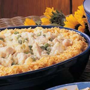 Creamy Chicken Hot Dish Recipe