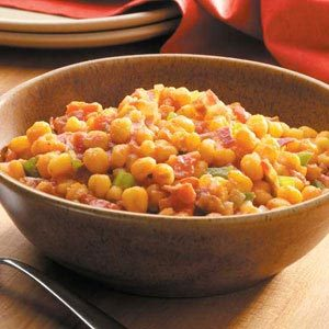 Spanish Hominy Recipe
