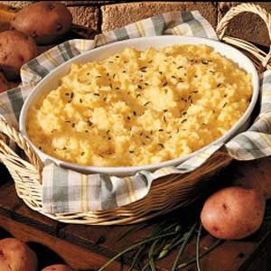 Cheese Potato Puff Recipe