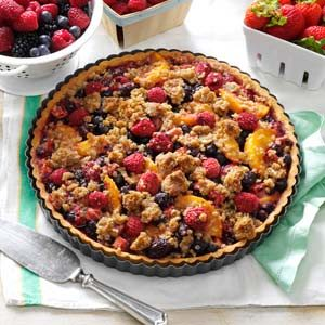 Summer Harvest Tart