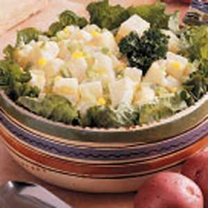 Contest-Winning Old-Fashioned Potato Salad Recipe