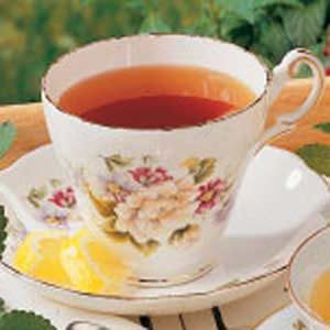 Black Tea with Lemon Balm Recipe