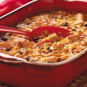 Pork and Green Chili Casserole Recipe