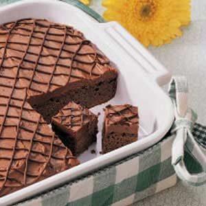 Mocha Truffle Brownies Recipe