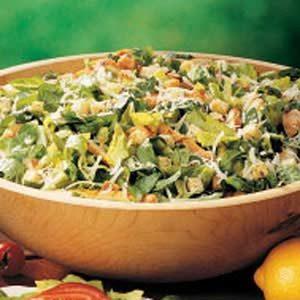 Quick Chicken Caesar Salad Recipe