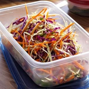 Crunchy Cool Coleslaw Recipe