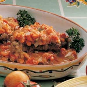 Seasoned Swiss Steak Recipe