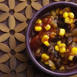 Black Bean & Corn Salsa Recipe