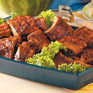 Calgary Stampede Ribs Recipe Taste Of Home