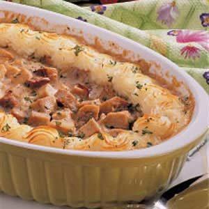 Potato Pork Pie Recipe