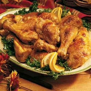 Honey-Glazed Chicken Recipe