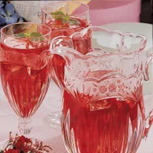 Victorian Iced Tea Recipe