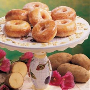 Idaho Spudnuts Recipe