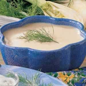 Favorite Fennel Soup Recipe