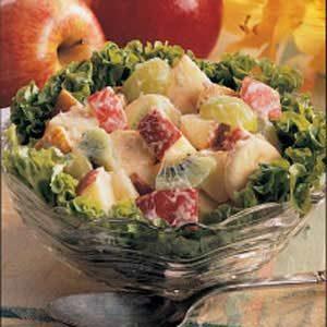 Fresh Fruit Medley Recipe