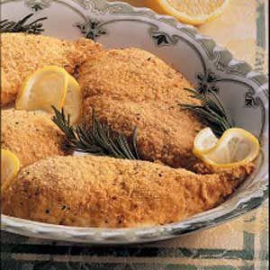 Lemon Chicken Bake Recipe