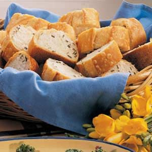 Zippy French Bread Recipe