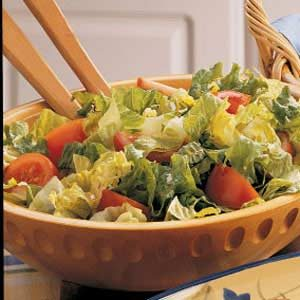 Tomato Tossed Salad Recipe