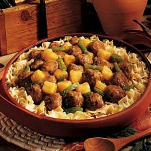 Moose Meatballs Recipe