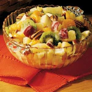Easy Festive Fruit Salad Recipe