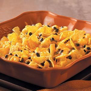 Black Bean Nacho Bake Recipe
