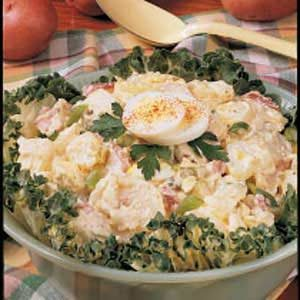 Grandma's Favorite Potato Salad Recipe