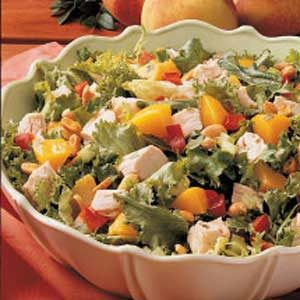 Chicken Chopped Salad