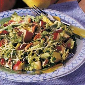 Fruity Green Salad Recipe