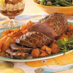 Mom's Roast Beef Recipe