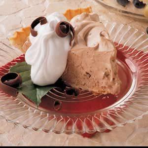 Almond Mocha Pie Recipe