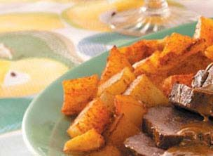 Oven-Roasted Potatoes Recipe