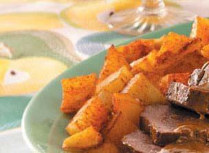 Oven-Roasted Potatoes Recipe