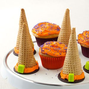 Halloween Witch Hats Recipe